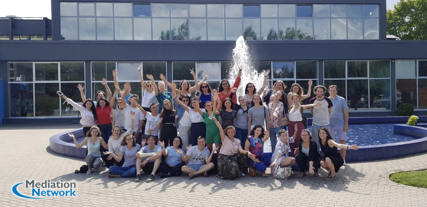UNWE :: Students from Six Universities Study Mediation in Riga