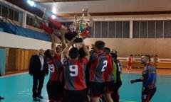 Нашият отбор по футзал спечели първенството на София