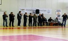 Трети държавен студентски шампионат по баскетбол 3x3