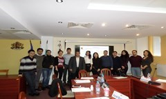 UNWE and NSI Implemented The First Educational Course on The Introduction in The Statistical Research Theory and Organization