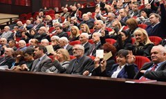 UNWE General Assembly Gave Positive Assessment for The Activity of The Rectors Managing Body