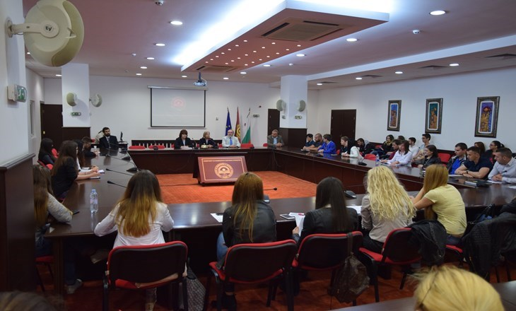 4th Scientific Student Conference on The Economic Policy: Realities, Perspectives and Challenges