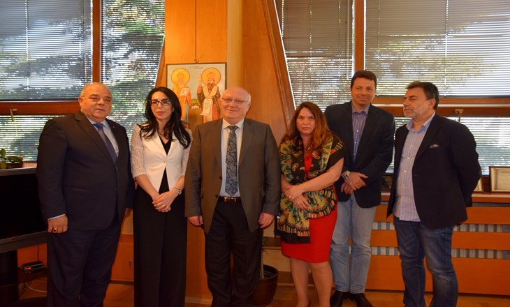 UNWE Will Cooperate with Lebanese Universities