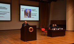 First Academic Public Lecture by Boyko Borissov, Prime Minister of the Republic of Bulgaria