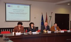 Opening Conference on the Project BGо5M2OPоо1-2.009-0012