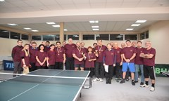 9th Table Tennis Tournament for Rector`s Cup