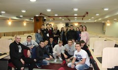 Pupils from 12 High Schools Participated in the National Competition in Applied Informatics and Statistics