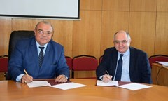 Framework Agreement of Cooperation between the UNWE and the Bulgarian European Studies Association