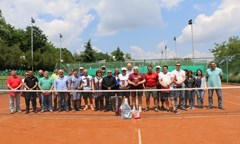 XXII Tennis Tournament for Rector`s Cup