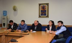 Video Conference on the Role of Caucasus Region in the Balkan Energy Security