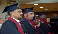 The Second Alumni of the International Master Programme in Nuclear Security Graduated