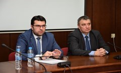 Public Lecture on the Challenges to Foreign Policy of the Republic of Bulgaria