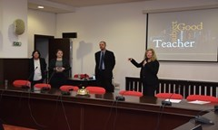 CERGE-EI Teaching Development Program for Doctoral Students and Young Lecturers