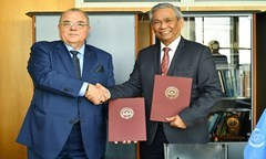 Second Agreement of Cooperation between the UNWE and IAEA