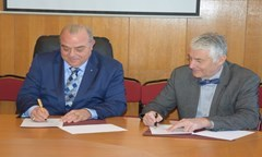 Memorandum of Cooperation between the UNWE and the Bulgarian Red Cross