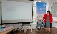 A Research of UNWE and Ericsson -Bulgaria: Can Technology Improve The Life in Bulgaria