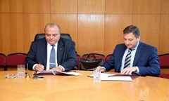 Agreement of Cooperation between The UNWE and The Bulgarian National Employment Agency