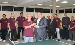 Sixth Table-Tennis Tournament for The UNWE Cup