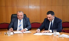 UNWE Will Cooperate with The Sofia Chamber of Commerce and Industry