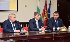 Public Lecture on The Global Economic Trends and How Can Bulgaria Make Use of Them