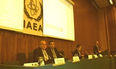 The Rector Presented at The IAEA The Master`s Degree Programme in Nuclear Security