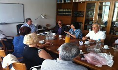 Representatives of The Real Estate Property Department Visited The Institute of Technology in Kavala