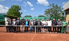 20th Jubilee Tennis Tournament for Rector`s Cup for Lecturers and Officials