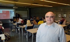 Lecturer from The UNWE Participated in The Summer School of European Integration at The University of Agder