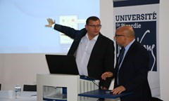 Lecturers from The UNWE Participated in The Creation of Research Network in The Comparative History of Economic Thought